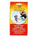 PAPEL DE PLANCHADO HAMA (4 HOJAS)