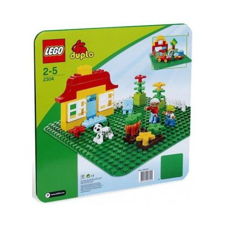 2304 Placa Base Verde Lego Duplo