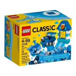 10706 Caja Creativa Azul