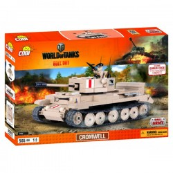 WORLD OF TANKS - CROMWELL