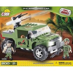 P-4 Armoured Car