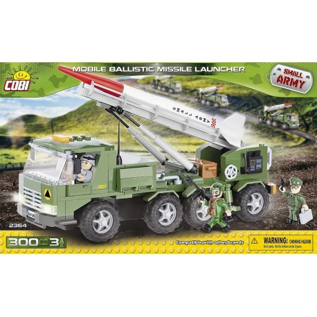 Mobile Ballistic Missile Launcher