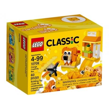 10709 Caja Creativa Naranja