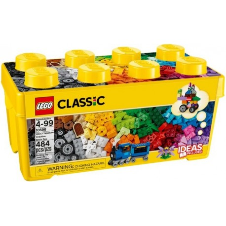 10696 Caja de Ladrillos Creativos Mediana