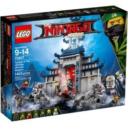 70617 Templo del arma totalmente definitiva