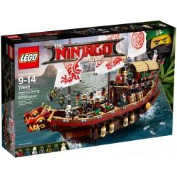 70618 Barco de asalto ninja