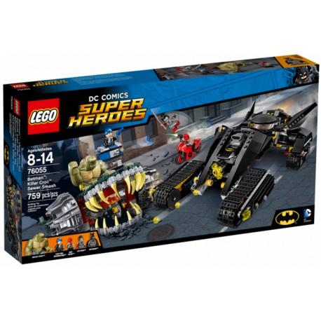 76055Batman™: Golpe en las alcantarillas de Killer Croc™