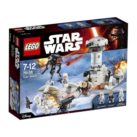 75138 Ataque a Hoth™