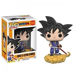 FUNKO POP DRAGON BALL Z - GOKU & FLYING NIMBUS (109)