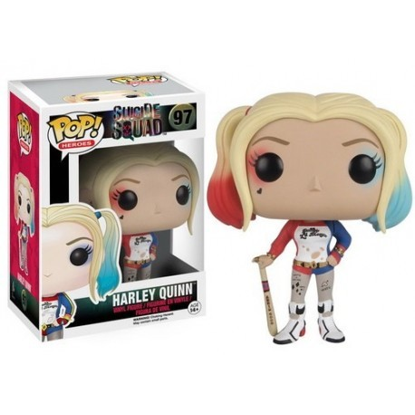 SUICIDE SQUAD - HARLEY QUINN (97)
