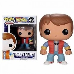BLACK TO THE FUTURE - MARTY MCFLY (49)