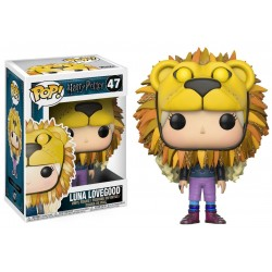 HARRY POTTER - LUNA LOVEGOOD with LION HEAD (47)