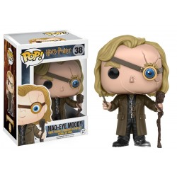 HARRY POTTER - MAD-EYE MOODY (38)
