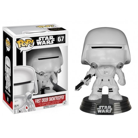 FIRST ORDER SNOWTROOPER (67)