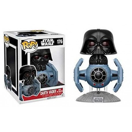 DARTH VADER WITH TIE FIGHTER (176)