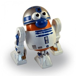 Mr Potato R2-D2