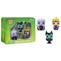 DISNEY - URSULA_MALEFICIENT_EVIL QUEEN