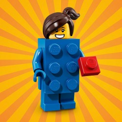 LEGO Brick Suit Girl