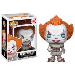 IT: Pennywise with boat (472)