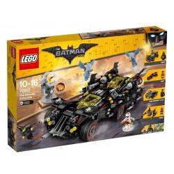 70917 Batmóvil mejorado