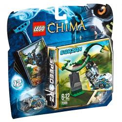 70109 Legends of Chima - Enredaderas Letales