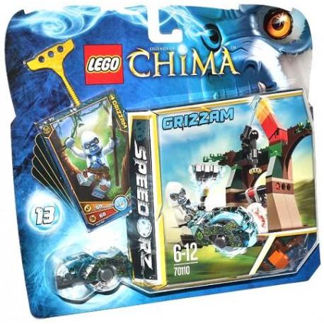 70110 Legends of Chima - La Torre Suprema