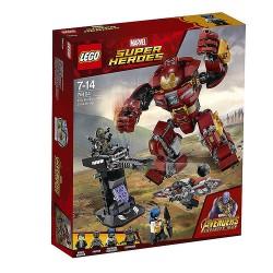 LEGO Marvel 76104 Incursión demoledora del Hulkbuster