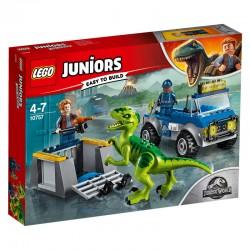 10757 Camión de rescate del Raptor