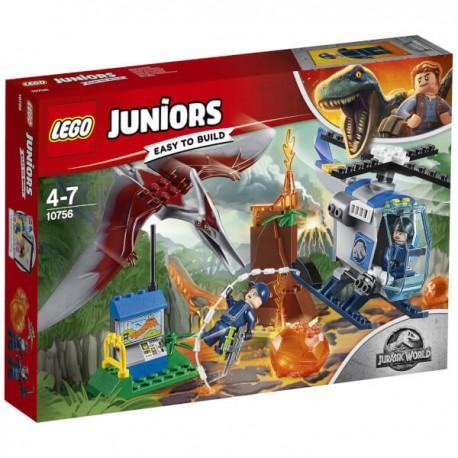 10756 Huida del Pteranodon