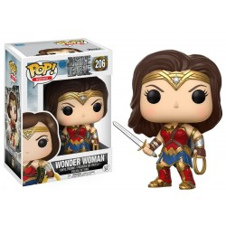 JUSTICE LEAGUE - WONDER WOMAN (206)