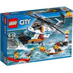 60166 Guardacostas: Gran helicóptero de rescate