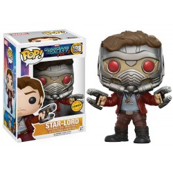 STAR LORD (198) Guardians of the Galaxy 2 CHASE