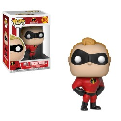Mr Incredible (363) Los Increibles 2