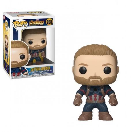 Capitán América (288) Infinity War