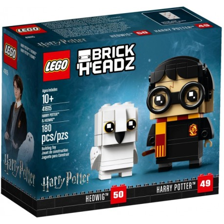 41615 Harry Potter y Hedwig