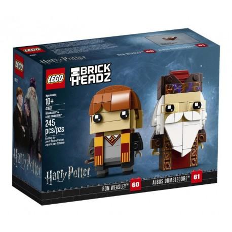 41621 Ron Weasley y Albus Dumbledore