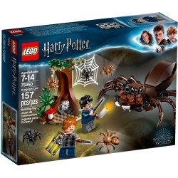 LEGO HARRY POTTER 75950 Guarida de Aragog