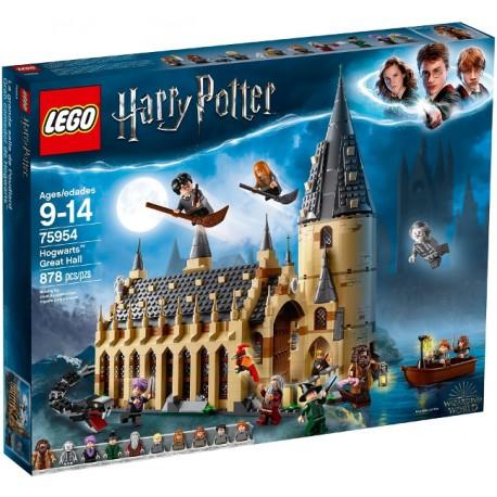 LEGO Harry Potter 75954 Gran comedor de Hogwarts™ caja