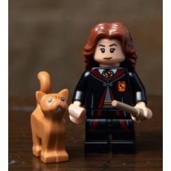 Hermione Granger in School Robes