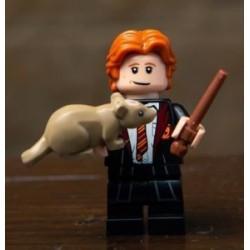Ron Weasley in School Robes