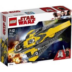 75214 Caza estelar Jedi de Anakin