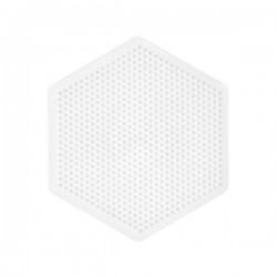 594 Placa hexagonal mini