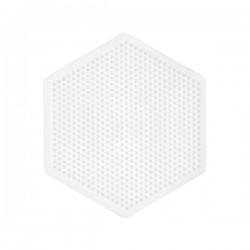 594 Placa hexagonal mini