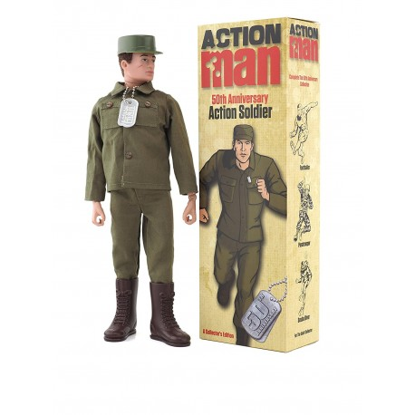 Action Man 50 Aniversario: Action Soldier