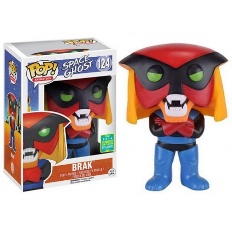 SPACE GHOST - BRACK Exclusive (124)