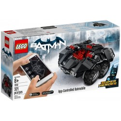 76112 - Batmóvil controlado por app