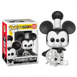 Mickey's 90th Steamboat Willie (425)