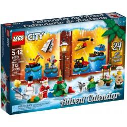 60201 Calendario de Adviento City 2018