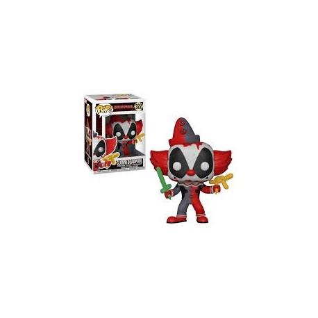 Deadpool Parody Deadpool Clown (322)