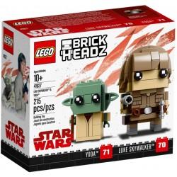 41627 Luke Skywalker y Yoda